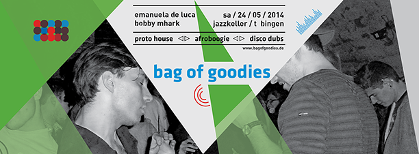 Flyer Bag of Goodies 24.05.2014